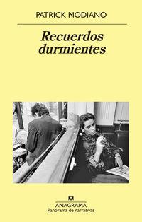 Recuerdos Durmientes - Patrick Modiano