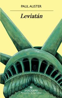 leviatan - Paul Auster
