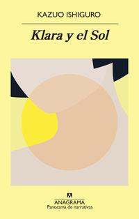 klara y el sol - Kazuo Ishiguro