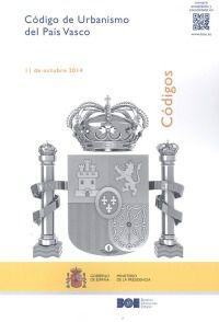 CODIGO DE URBANISMO DEL PAIS VASCO