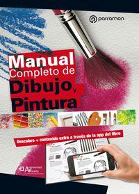 Manual Completo De Dibujo Y Pintura - Aa. Vv.