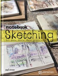 Notebook Sketching - Sergi Camara