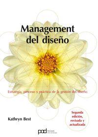 Management Del Diseno - Kathryn Best