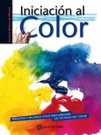 Iniciacion Al Color - Aa. Vv.