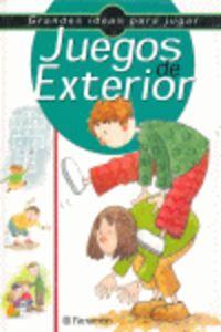 JUEGOS DE EXTERIOR