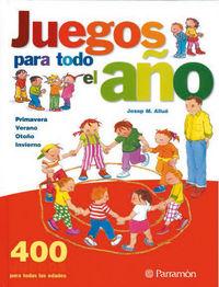 JUEGOS PARA TODO EL AÑO - PRIMAVERA, VERANO, OTOÑO, INVIERNO