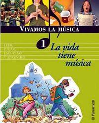 JUGUEMOS CON LA MUSICA 1 (+CD)