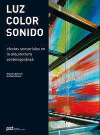 Luz, Color, Sonido - Alejandro Bahamon