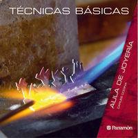 TECNICAS BASICAS - AULA DE JOYERIA