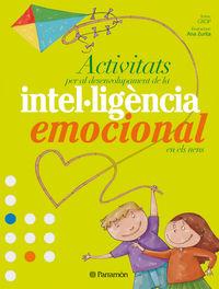 (2 ED) ACTIVITATS PER EL DESENVOLUPAMENT DE LA INTELLIGENCIA EMOCIONAL EN ELS NENS
