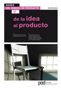 De La Idea Al Producto - David Bramston