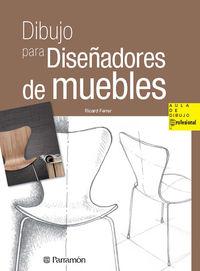 Dibujo Para Diseñadores De Muebles - Ricard Ferrer