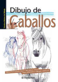 Dibujo De Caballos - David Sanmiguel