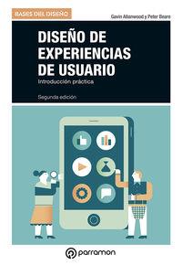 (2 ED) DISEÑO DE EXPERIENCIAS DE USUARIO