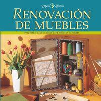 RENOVACION DE MUEBLES