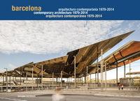 BARCELONA - ARQUITECTURA CONTEMPORANEA (1979-2014)