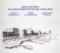 ARXIU HISTORIC COLLEGI D'ARQUITECTES DE CATALUNYA