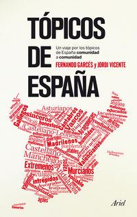 TOPICOS DE ESPAÑA