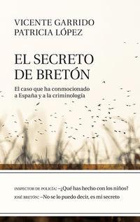 El secreto de breton - Vicente  Garrido  /  Patricia  Lopez