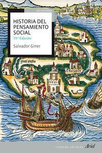 historia del pensamiento social - Salvador Giner