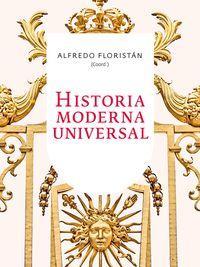 Historia Moderna Universal - Alfredo Floristan (coord. )