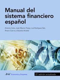 (27 ED) MANUAL DEL SISTEMA FINANCIERO ESPAÑOL
