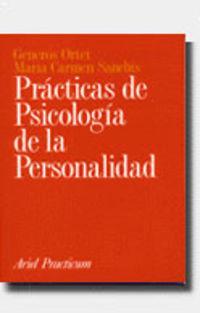PRACTICAS DE PSICOLOGIA DE LA PERSONALIDAD