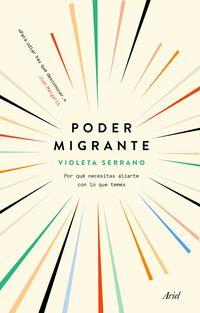 Poder Migrante - Violeta Serrano