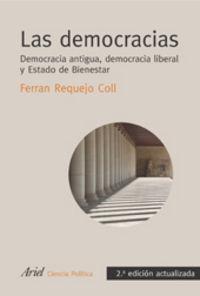 Las democracias - Ferran Requejo Coll