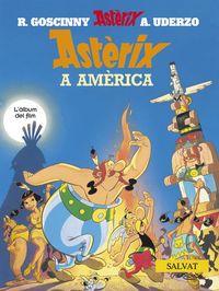 ASTERIX A AMERICA