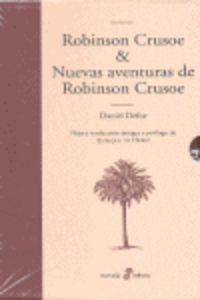 (PACK) ROBINSON CRUSOE + NUEVAS AVENTURAS DE ROBINSON CRUSOE