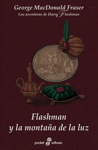 Flashman Y La Montaña De La Luz Iv - George Macdonald Fraser