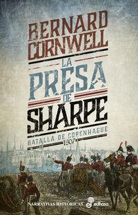 LA PRESA DE SHARPE (V) - BATALLA DE COPENHAGUE 1807