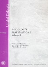 (3 VOLS) PSICOLOGIA MATEMATICAS II
