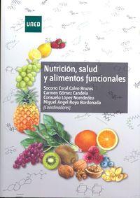 NUTRICION, SALUD Y ALIMENTOS FUNCIONALES