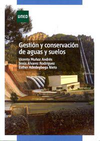 GESTION Y CONSERVACION DE AGUAS Y SUELOS
