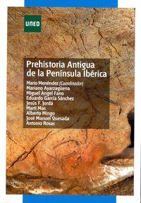 Prehistoria Antigua De La Peninsula Iberica - Mario Menendez Fernandez