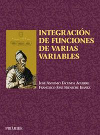 INTEGRACION DE FUNCIONES DE VARIAS VARIABLES