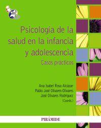 PSICOLOGIA DE LA SALUD EN LA INFANCIA Y ADOLESCENCIA