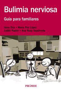 BULIMIA NERVIOSA - GUIA PARA FAMILIARES