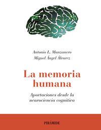 La memoria humana - Antonio Lucas  Manzanero Puebla  /  Miguel Angel  Alvarez