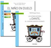 Guia: El Niño En Duelo + Cuento: La Ultima Historia De Dante, El Cuentacuentos Elefante - Aurora Gavino Lazaro / Maria Jose Quiles Sebastian / Yolanda Quiles Marcos