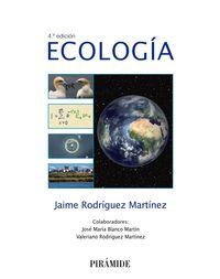 Ecologia - Jaime Rodriguez Martinez