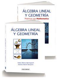 PACK ALGEBRA LINEAL Y GEOMETRIA