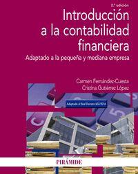 (2 ED) INTRODUCCION A LA CONTABILIDAD FINANCIERA