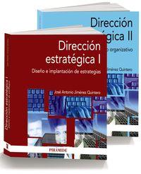 PACK (3 ED) DIRECCION ESTRATEGICA
