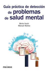 GUIA PRACTICA DE DETECCION DE PROBLEMAS DE SALUD MENTAL