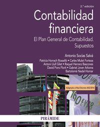 (2 ED) CONTABILIDAD FINANCIERA - EL PLAN GENERAL DE CONTABILIDAD - SUPUESTOS
