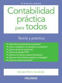 Contabilidad Practica Para Todos - Salvador Marin Hernandez