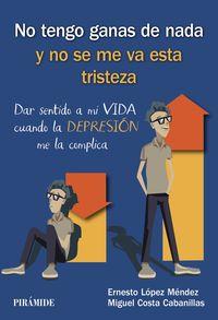 No Tengo Ganas De Nada Y No Se Me Va Esta Tristeza - Miguel Costa Cabanillas / Ernesto Lopez Mendez